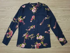 ESMARA Ladies Shirt (navy) (34 to 46 EUR)