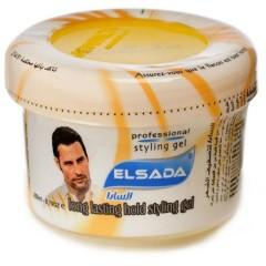 ELSADA Professional Styling Hair Gel 100ml ( YELLOW) (K8)