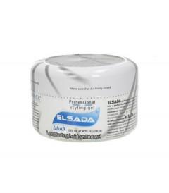 ELSADA Professional Styling Hair Gel 100ml (GRAY) (K8)