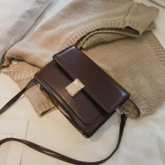 Ladies Bags (DARK BROWN) (Os)