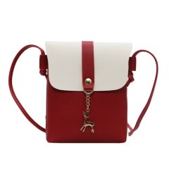 Ladies Bags (MAROON) (Os)