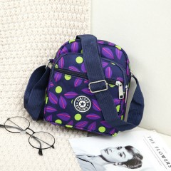 Ladies Bags (PURPLE - NAVY) (Os)