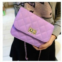 Ladies Bags (PURPLE) (Os)