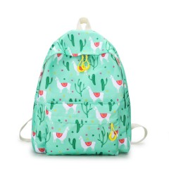 Back Pack (LIGHT GREEN) (Os)
