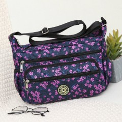 Ladies Bags (PURPLE - BLUE) (Os)