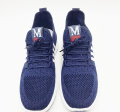 M FASHION Mens Shoes (NAVY) (40 to 45)
