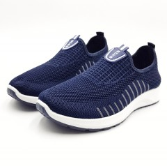 S-3 Mens Shoes (NAVY) (40 to 45)