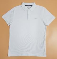 SOLIVER Mens Polo Shirt (WHITE) (S - M - L - XL - 2XL - 3XL)