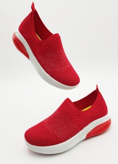 FAMOUSE Ladies Shoes (RED) (36 to 41)