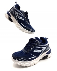 FAMOUS Ladies Shoes (NAVY) (36 to 41)