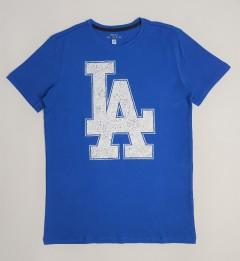 BASIC COLLECTION Mens T-Shirt (BLUE) (S - M - L - XL)