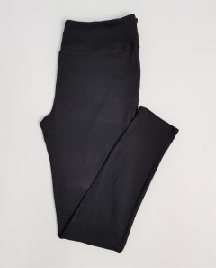 DANSKIN Ladies Yoga Pants (BLACK) (S - M - L - XL)